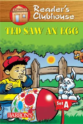 Ted Saw an Egg Cover Image
