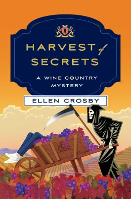 Harvest of Secrets: A Wine Country Mystery (Wine Country Mysteries #9) Cover Image