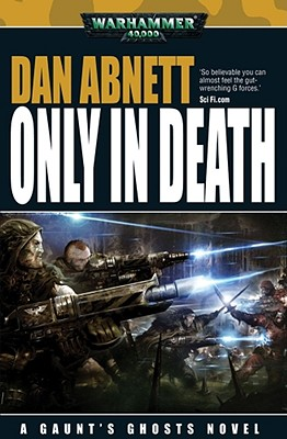 Cover for Only in Death