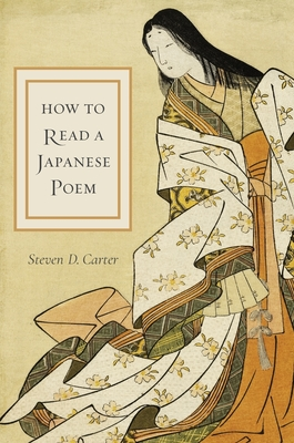 How to Read a Japanese Poem Cover Image