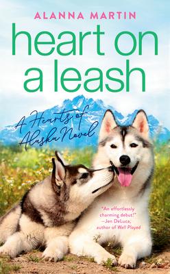 Heart on a Leash (Hearts of Alaska #1) Cover Image