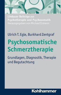 Psychosomatische Schmerztherapie: Grundlagen, Diagnostik, Therapie Und Begutachtung (Lindauer Beitrage Zur Psychotherapie Und Psychosomatik) Cover Image