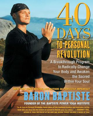 Cover for 40 Days to Personal Revolution