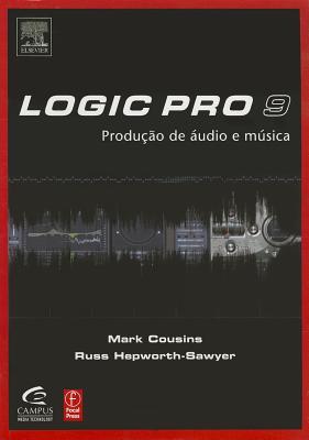Logic Pro 9 Cover Image