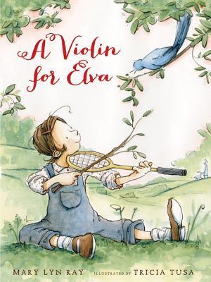 A Violin for Elva Cover