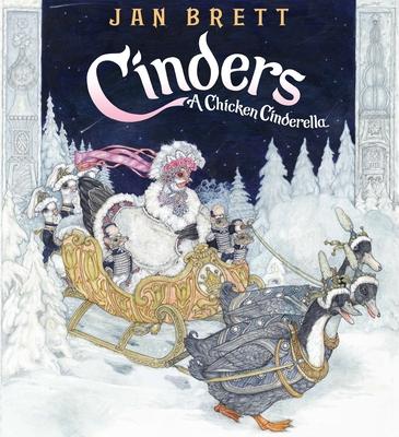 Cinders: A Chicken Cinderella Cover Image