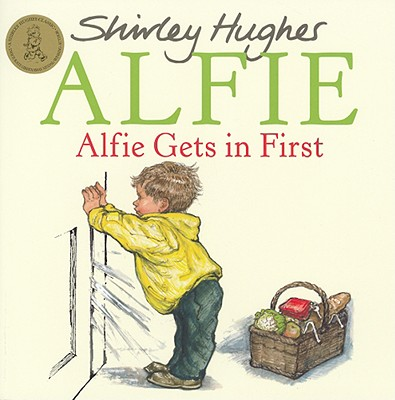 Alfie Gets in First Cover