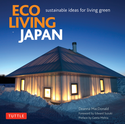 Cover for Eco Living Japan