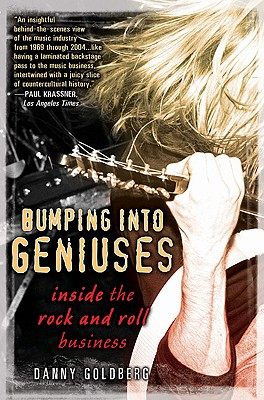 Bumping Into Geniuses Cover