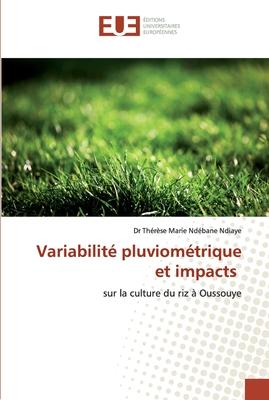 Variabilité pluviométrique et impacts Cover Image