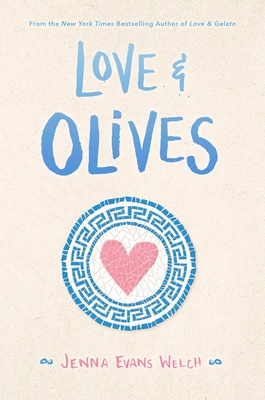 Love & Olives cover