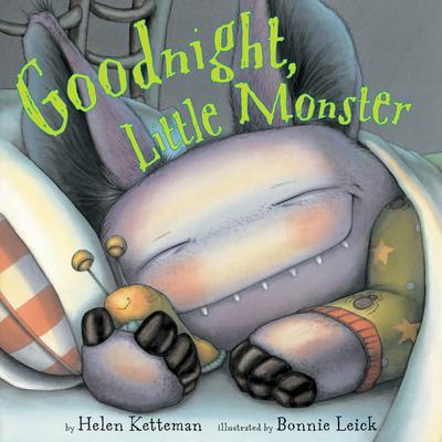 Goodnight, Little Monster Cover
