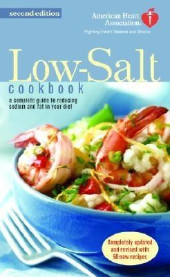 The American Heart Association Low-Salt Cookbook Cover
