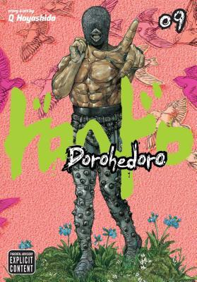 Dorohedoro, Vol. 9 Cover Image