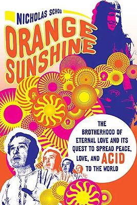 Orange Sunshine Cover