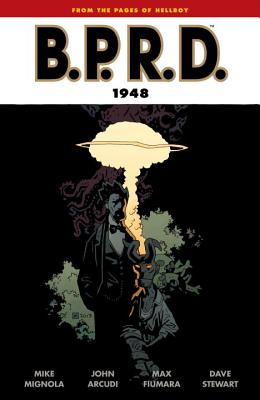 B.P.R.D. Cover