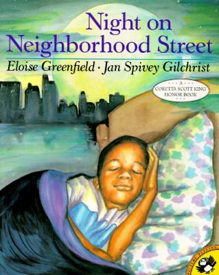 Night on Neighborhood Street Cover