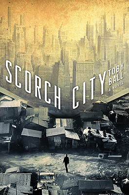 Scorch City Cover