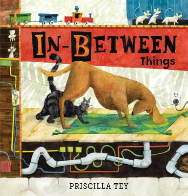 In-Between Things Cover Image