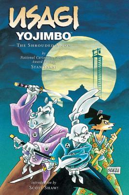 Usagi Yojimbo Volume 16: The Shrouded Moon Cover Image