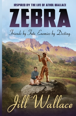 Zebra: Friends by Fate. Enemies by Destiny Cover Image