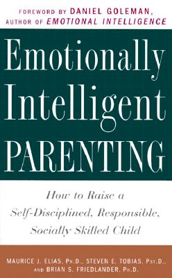 Emotionally Intelligent Parenting Cover