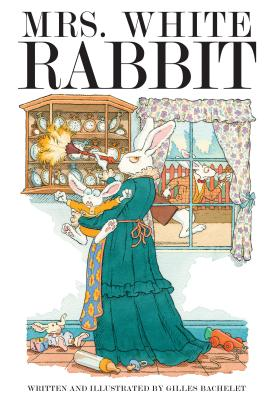 Mrs. White Rabbit Cover Image