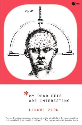 My Dead Pets Are Interesting Cover