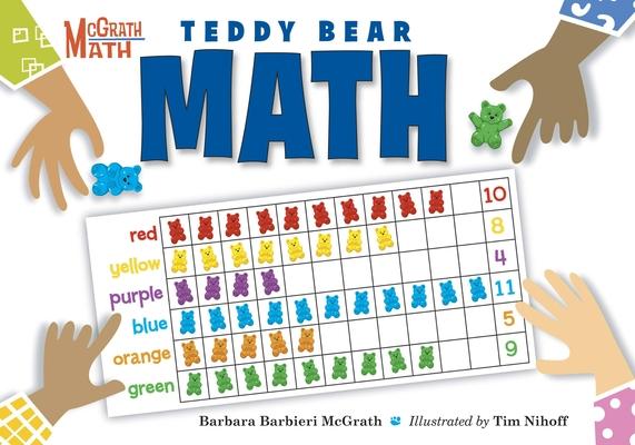 Teddy Bear Math Cover