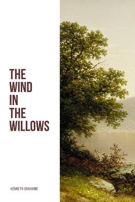 The Wind in the Willows: Unabridged Large Print Edition Cover Image