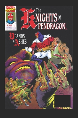 Knights Of Pendragon Omnibus Cover Image