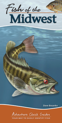 Fish of the Midwest: Your Way to Easily Identify Fish (Adventure Quick Guides) Cover Image
