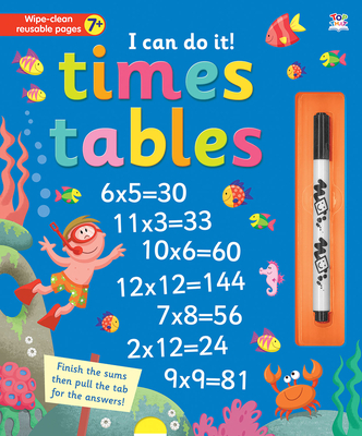 I Can Do It! Times Tables by Nat Lambert