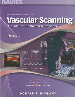 Introduction to Vascular Scanning Cover