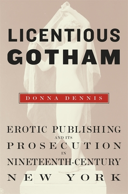Licentious Gotham Cover