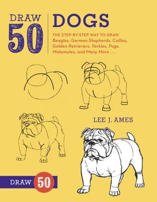 Draw 50 Dogs Cover