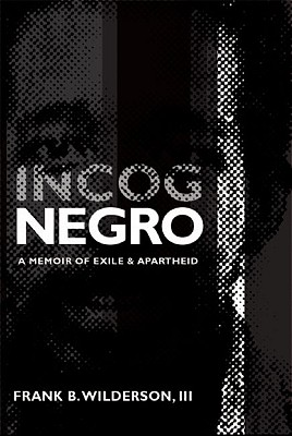 Incognegro Cover