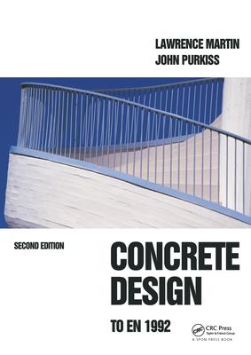Concrete Design to En 1992 Cover Image