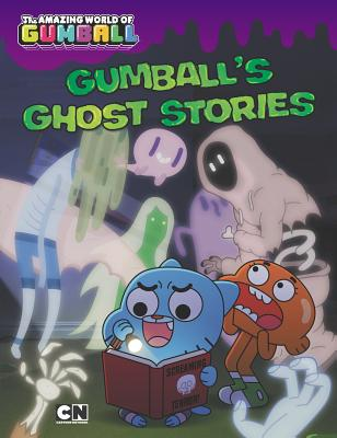 Gumball's Ghost Stories Cover