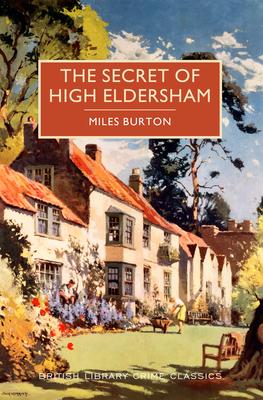The Secret of High Eldersham Cover Image