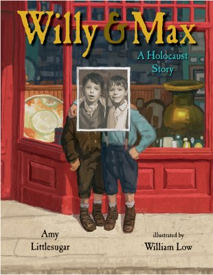 Willy and Max Cover