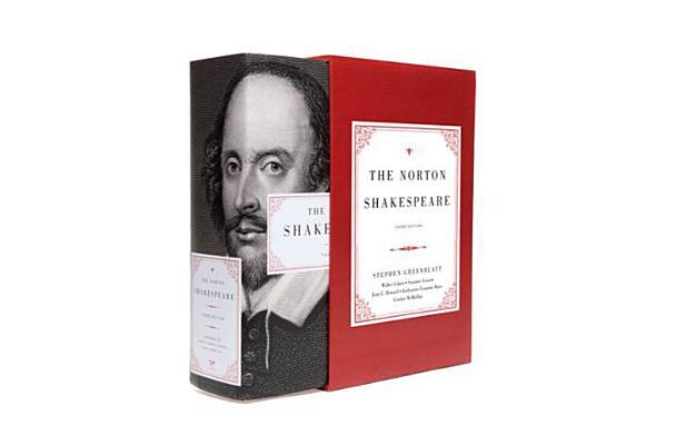 The Norton Shakespeare Cover Image
