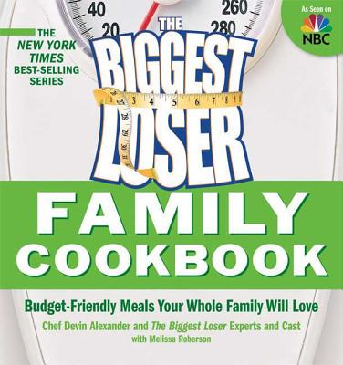 The Biggest Loser Family Cookbook Cover