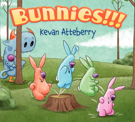 Bunnies!!! Cover