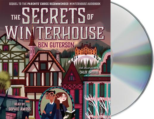 The Secrets of Winterhouse Cover Image