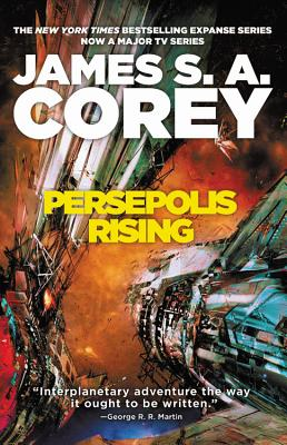 Persepolis Rising The Expanse 7 Hardcover The Book Table