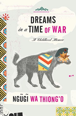Dreams in a Time of War Cover