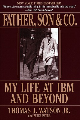 Father, Son & Co. Cover