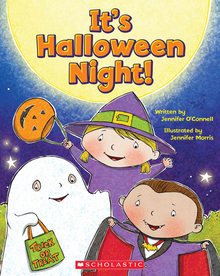 Cover for It's Halloween Night!