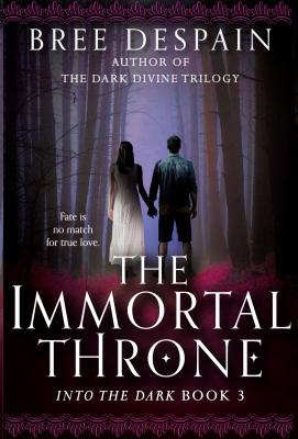The Immortal Throne (Into the Dark) Cover Image